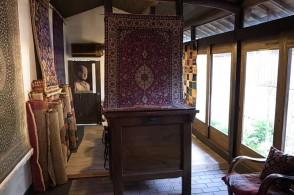 12月23日(日)まで、奈良のあーとさろん宮崎で、第4回絨毯展を開催します。
