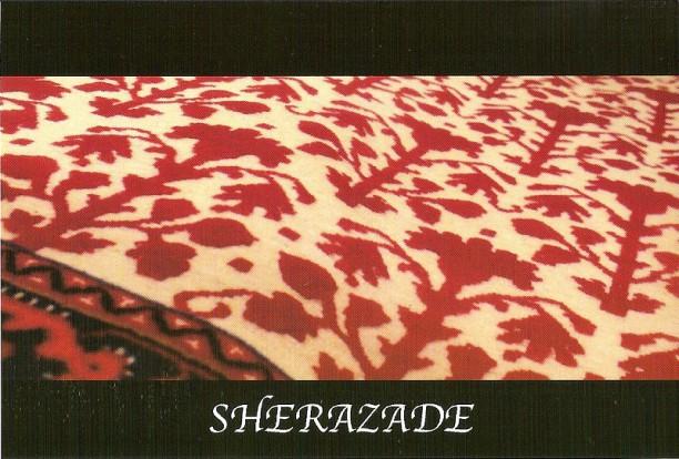 2015.5 メロポチ絨毯展 表